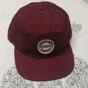 Herschel supply company hat